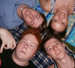 Lockie and friends